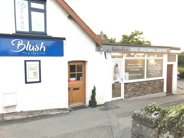 natalies dog grooming centre and pet shop in wembury plymouth