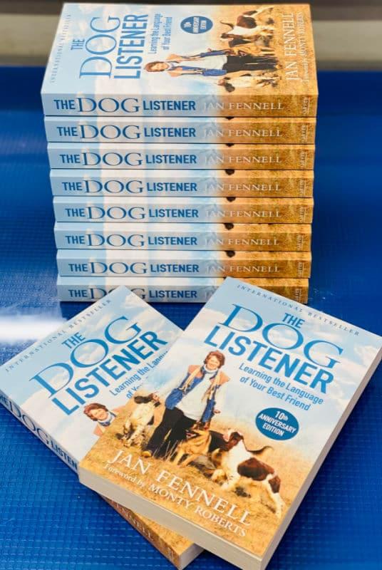 the dog listener book